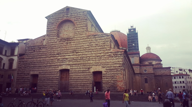 San Lorenzo church