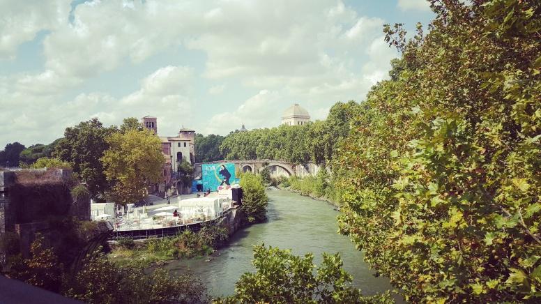 River Tevere