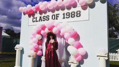 Monica Geller, 1988