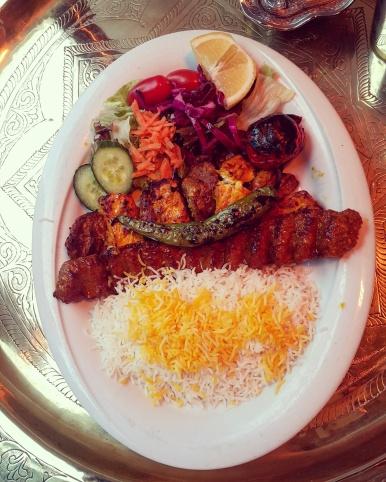 Posh kebab