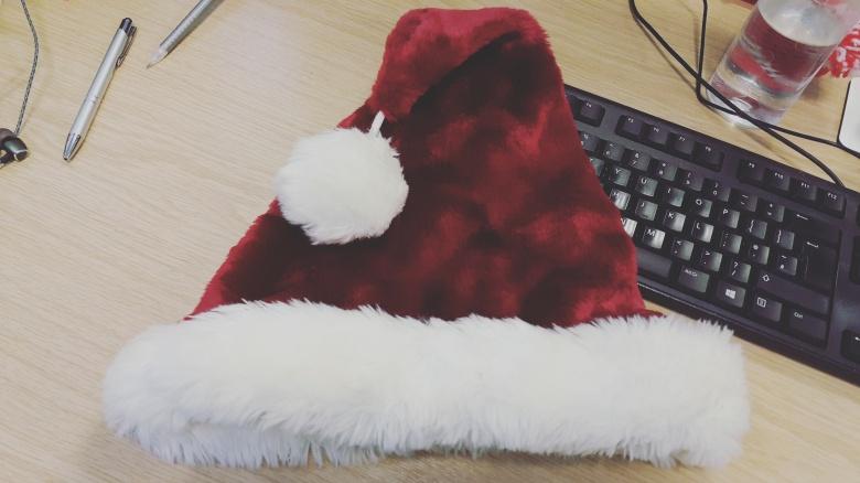 Secret Santa draw