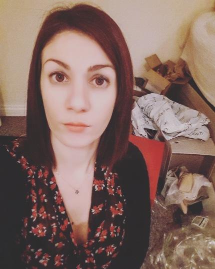 Selfie mess