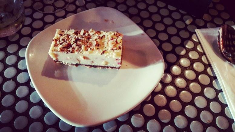 Ajay's cheesecake