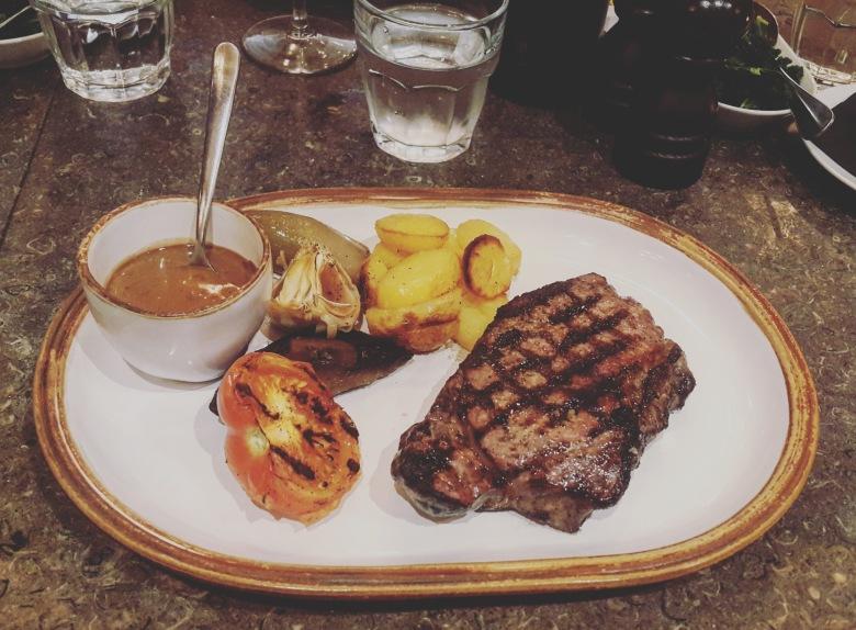 Carnicero Steak