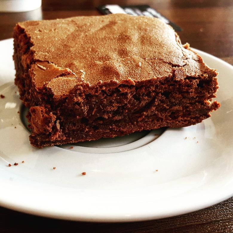 Reese's brownie