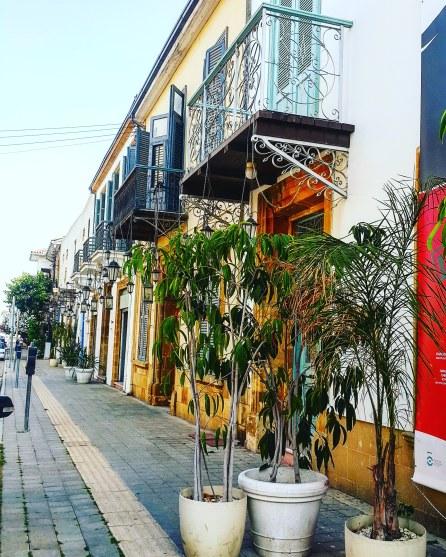 Old Nicosia