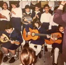Me and my guitar since I remember