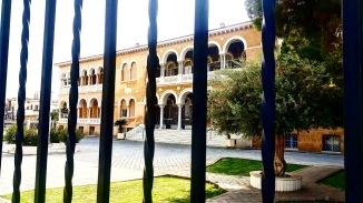 Archbishop's place