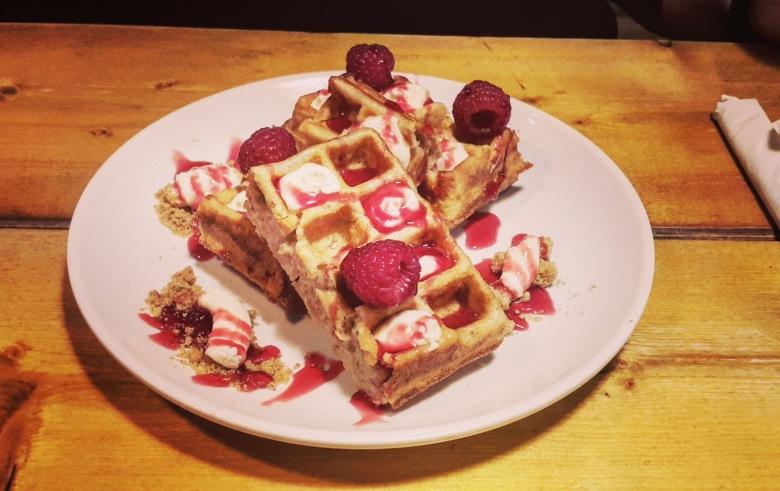 Parisian waffle